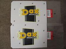 Honda ST 70 ST70 CT70 Dax New Tank Stickers Vintage 87125-126-506 87124-126-506