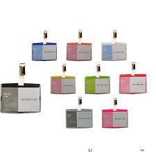 Ausweishülle mit Clip Kartenhalter Ausweishalter aus Hartplastik Werksausweis