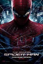 The amazing spider-man movie poster affiche film A4 A3 art print cinema