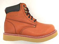 "Vegace - La Vega Men 6"" Soft Toe Work Boot Redwood Leather Insulated 3244"