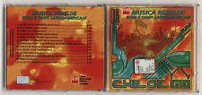 Cd CHILOE Musica rebelde Ritmi e canti latinoamericani PERFETTO 1997