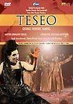 HANDEL Teseo: Schlosstheater Neuess Palais, Potsdam (Katschner)  OPERA DVD NEW