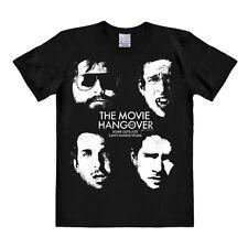 Hangover T-Shirt - Phil - Stu - Alan - Doug - Shirt - schwarz - LOGOSHIRT