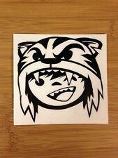 Neff tiger vinyl sticker snowboard bmx clothing surf ski snow beanie swag