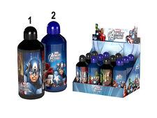 Disney Marvel Avengers Trinkflasche Aluminium Flasche 500 ml NEU