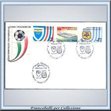 Mondiali Calcio Italia Firenze Stadio Comunun 30-6-1990