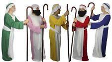 Childrens Shepherd Childs Christmas Nativity Fancy Dress Costume UK Made