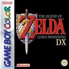 GameBoy Color - The Legend of Zelda: Link's Awakening DX (ENGLISCH) (Modul)