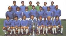 SQUADRA di calcio Everton foto > 1970-71 Stagione