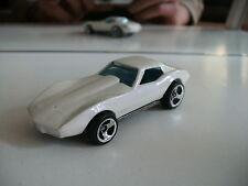 Hotwheels Chevrolet Corvette in White