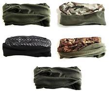 LADIES THERMAL HEADOVER fleece neck face warmers headband hairband Hiking snood