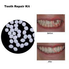 10g/100g Denture Solid Glue Dental DIY tiger Teeth Temporary Tooth Repair Kit