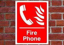 Alarme incendie SIGNE ou Autocollant-Résistant aux intempéries SIGNE ou Autocollant FEQ05