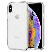 iPhone XS,XS MAX,XR Spigen® [Liquid Crystal Glitter] Protective Slim Case Cover