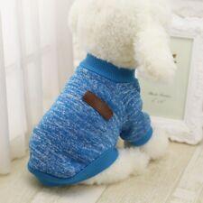 Chihuahua vêtements pour animaux vêtements pull pull chien pull veste manteau