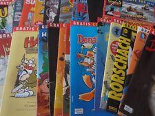 30 Hefte vom Gratis Comic Tag 2013 alle Titel zum selber auswählen