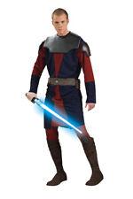 Brand New Star Wars Clone Wars Deluxe Anakin Skywalker Adult Halloween Costume