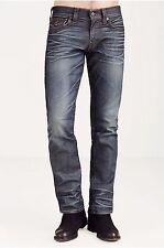 True Religion $249 Men's Geno Slim Straight Brand Jeans - ME08NYJ5