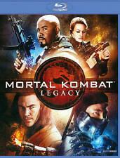 Mortal Kombat: Legacy (Blu-ray Disc, 2011) NEW
