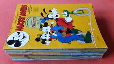 Micky Maus Hefte des Jahrgang 1982 mit Beilagen, sehr guter Zustand, zur Auswahl