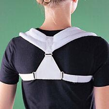OPPO 4075 Posture Corrector Clavicle Brace Shoulder Slump Support AC Collar Pain