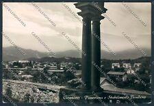 Novara Gozzano Foto FG cartolina D7686 SZD