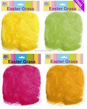 Easter Grass Decorations Bonnet Basket Hats Arts Crafts Like Straw