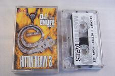 DJ Enuff-Hittin Heavy 3 tape/cassette (mastertapes) diplomats Mobb Deep NAS