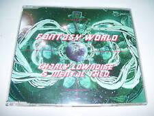 CHARLY LOWNOISE MENTAL THEO -FANTASY WORLD * 5 track CD MAXI 1996 *