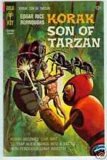 Korak Son of Tarzan # 21 (Gold Key, USA,1968)