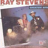 RAY STEVENS CD GREATEST HITS GITARZAN STREAK MISTY AHAB THE ARAB