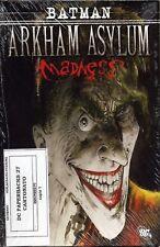 BATMAN Arkham Asylum MADNESS HC (deutsch) VARIANT HARDCOVER lim.222 Ex. JOKER