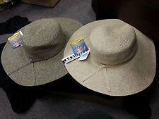 Pantropic Pacific Packable Sun Hat-2 Colors-1SFM-NWT