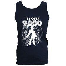 It's Over 9000! Men's Navy Vest