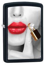 Zippo Lips Lock Woman auf Wunsch mit pers. Gravur 60002316 Neu