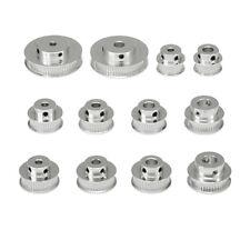 GT2 30/36/40/60T Timing Pulley 5-10mm Bore 6mm Belt Width For Reprap 3D Printer