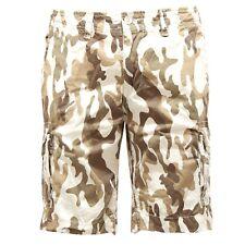 5800S  bermuda uomo NOZONE camouflage multicolor pantalone corto short pant men