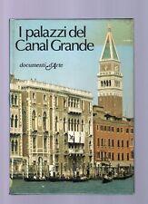 documenti d arte De agostini - i palazzi del canal gran