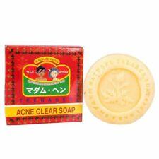 MADAME HENG NATURAL SOAP BAR BLEMISH TEEN ACNE CLEAR 150 g.