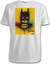 Lego Batman Movie Childrens T-Shirts - 12 Designs /  7 Colours / Sizes 1-15