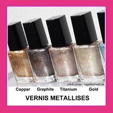 Vernis métallisé AVON Magic Effects Molten Metal : effet doré, cuivré ou titane