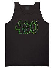 Kings Of NY 420 DTG Weed Marijuana Tank Top Jersey
