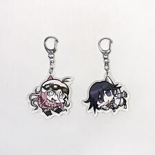 Danganronpa V3: Killing Harmony Kokichi Oma Miu Iruma Keyring Keychain Gift