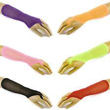 Fishnet Fingerless Gloves Fancy Dress Party Gloves