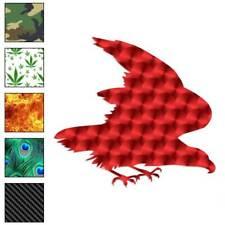Eagle Hawk Falcon Decal Sticker Choose Pattern + Size #253