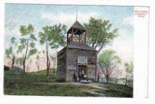 Old Belfrey, Lexington, Mass Ma Postcard Misspelling