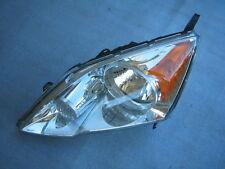 Honda CRV Headlight Front Lamp OEM 2007 2008 2009