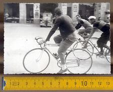 0164 FOTOGRAFIA CICLISMO DE FILIPPIS - BRERO? - CONTERNO? - CYCLING CYCLISME