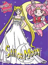 Sailor Moon - The Wrath of the Emerald (TV Show, Vol. 12), Good DVD, Terri Hawke