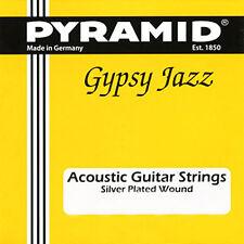 PYRAMID Acustica Chitarra Corde SET Gypsy Jazz Django Stile Acoustic chitarra